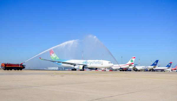 塞舌尔—巴黎航线时刻表 航班号 起飞机场 起飞时间 降落机场